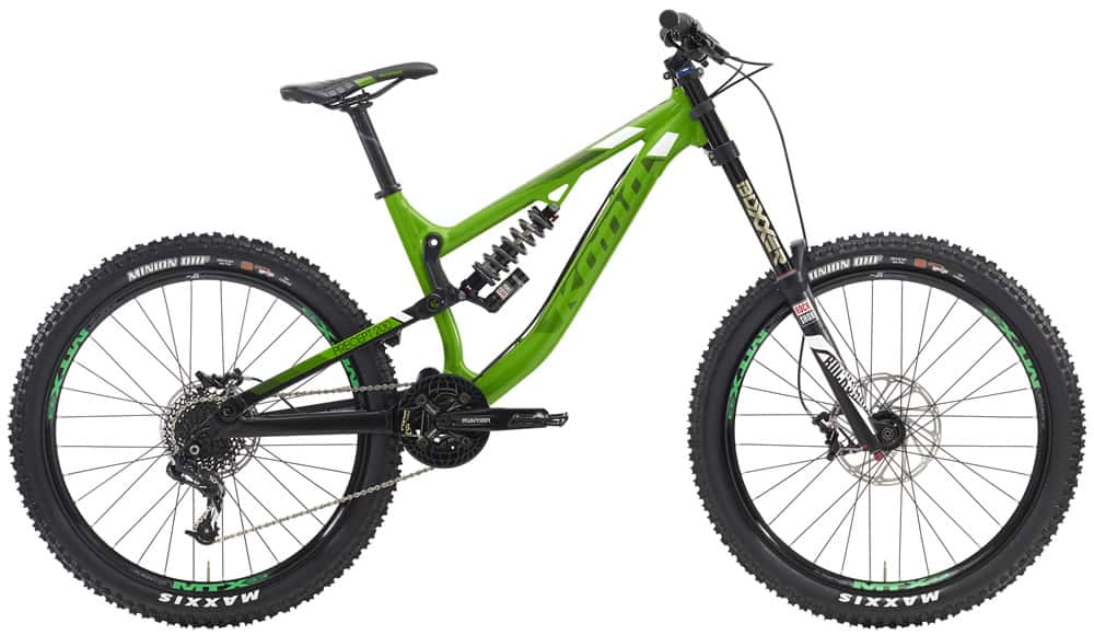 Budget bike? The 2016 Kona Precept 200 sure doesn't look like it.