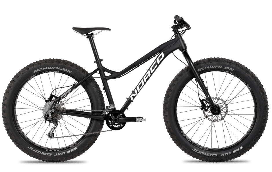 Norco Bigfoot Fatbikes: No Better Way to Get in the Game!