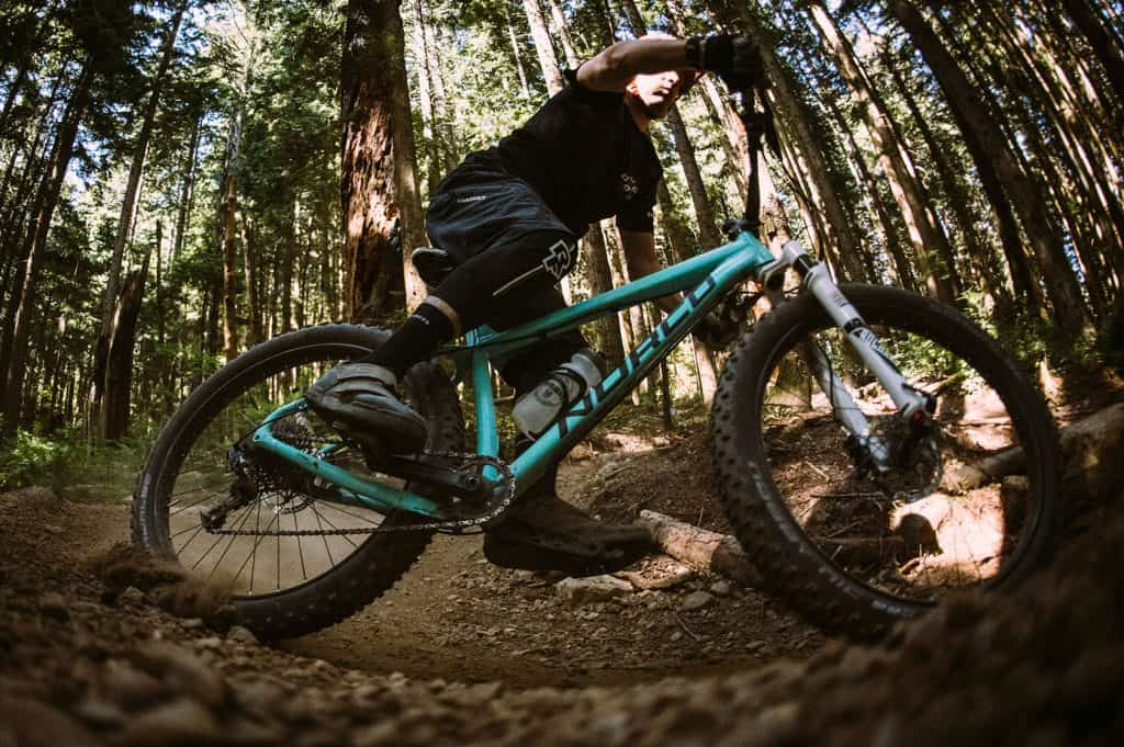 All work and no play makes Norco a dull boy. Good thing Norco is a member of the EI bike team!