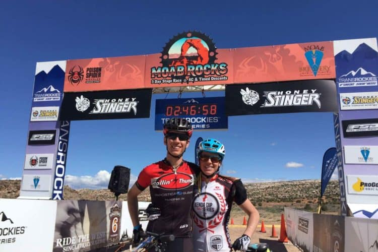Moab Rocks… ROCKS! – Race Report
